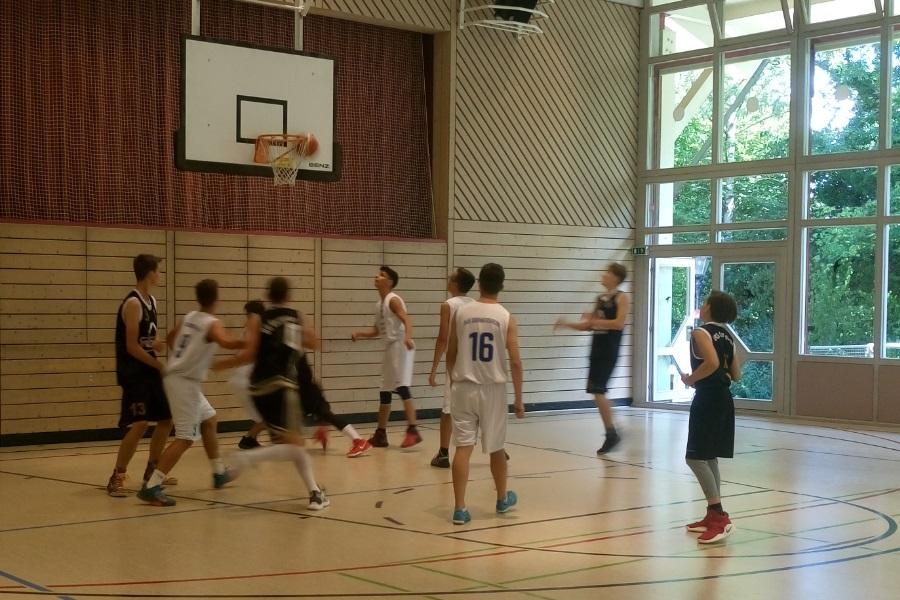 Testspiel BG Karlsbad