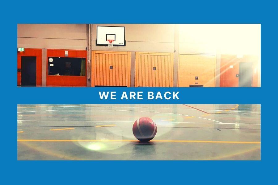 Titel – We are back